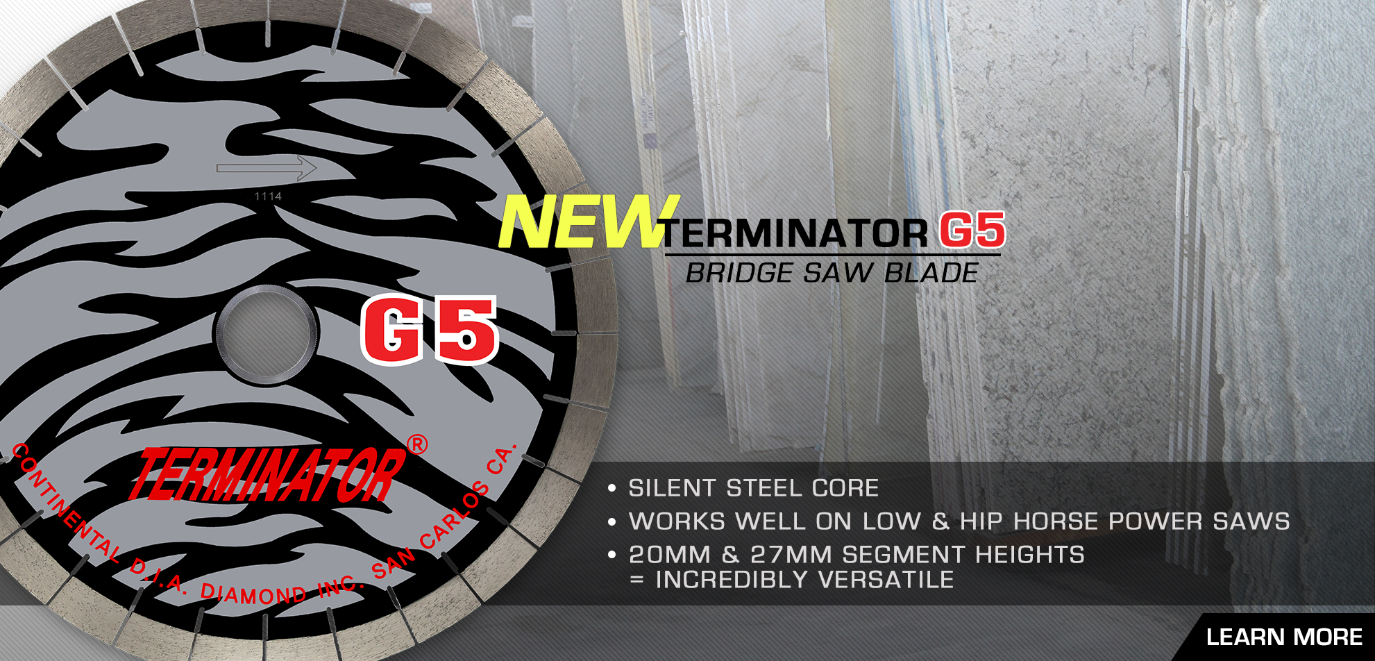 G5 Bridge Saw Blade
