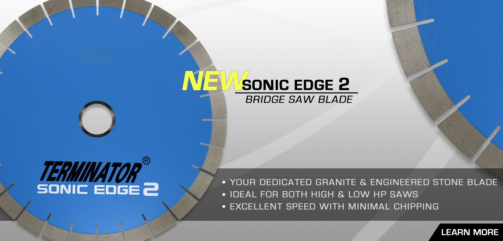 Sonic Edge 2 Bridge Saw Blade