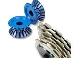 CNC Edge Breaker Wheels
