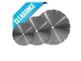 Non-Silent Core Laser Welded Blades