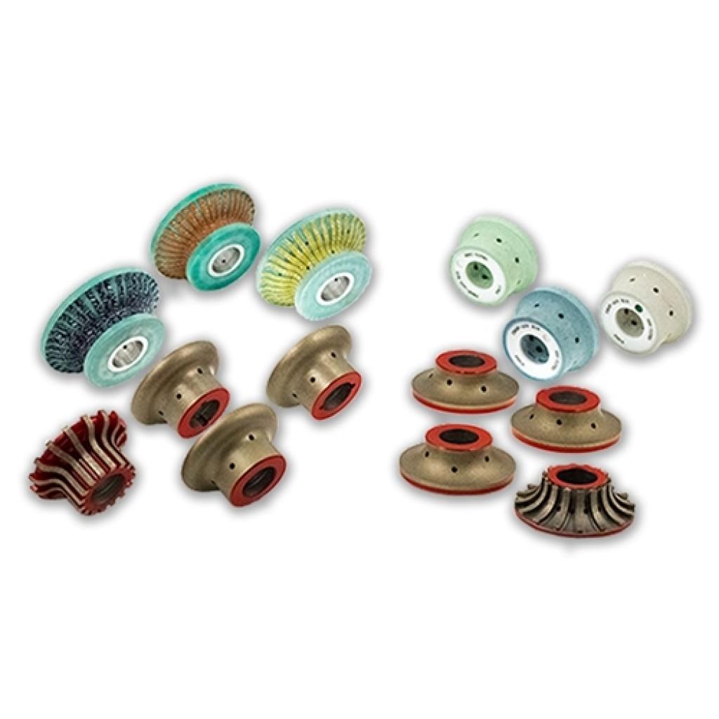 """TP"" Profile 3cm Metal Wheels"