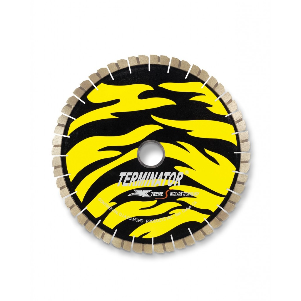 Terminator Xtreme S Silent Core Bridge Saw Blade