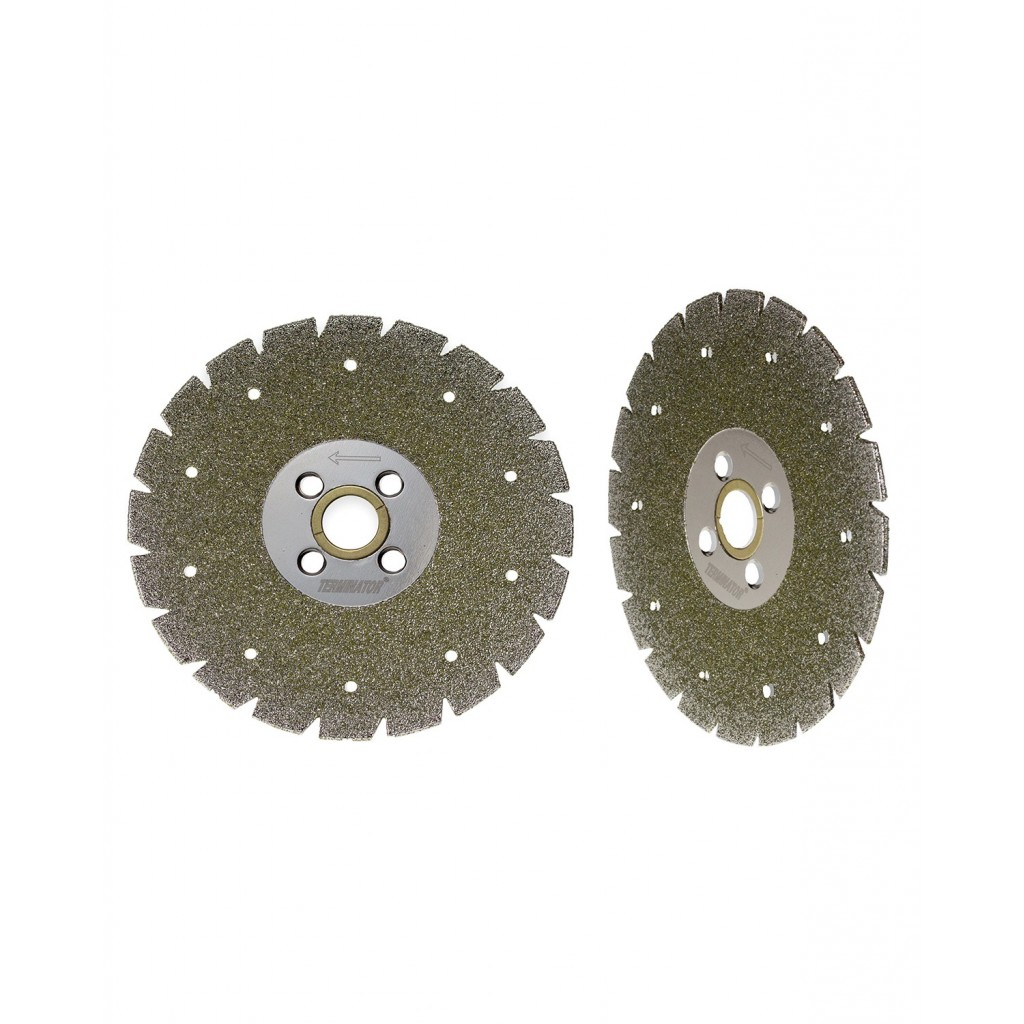 Terminator Electroplated Grinding & Cutting Blade