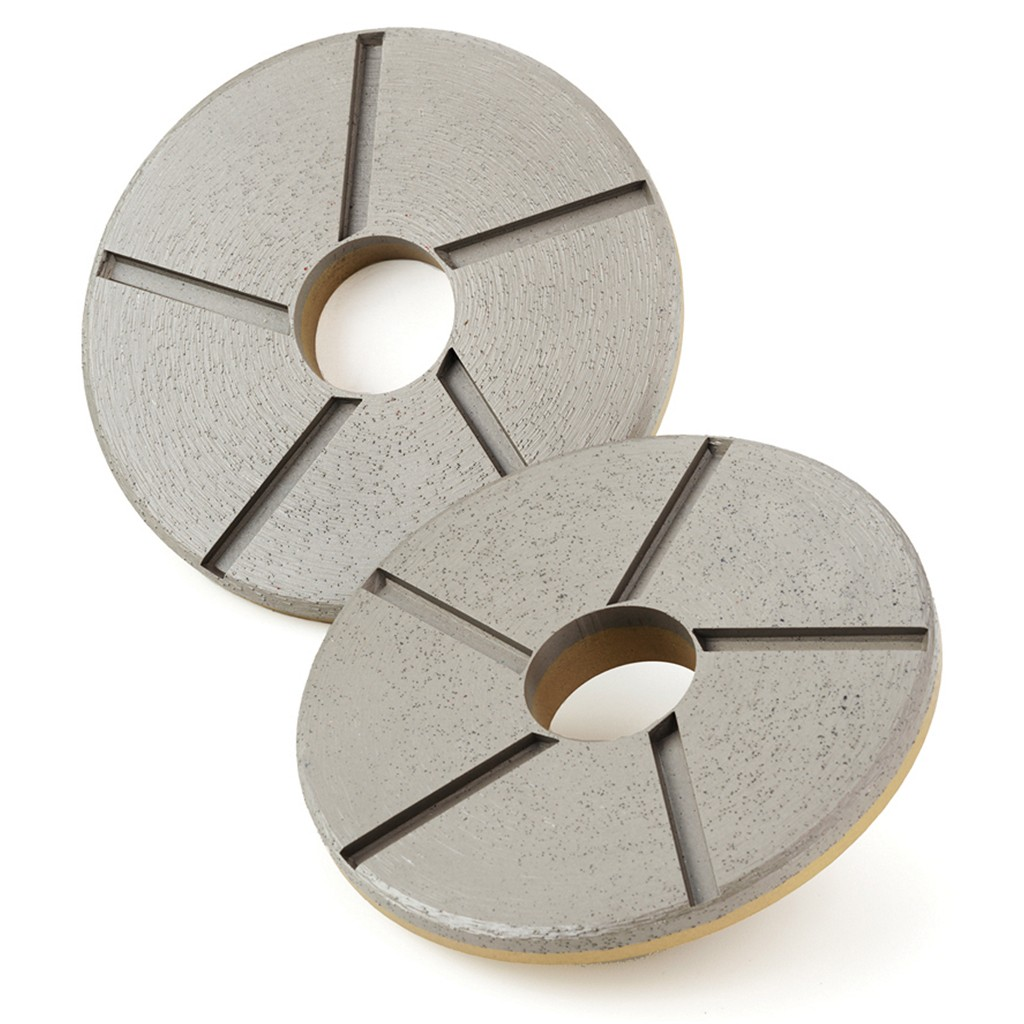 Terminator Slotted Continuous Rim Grinding Wheel