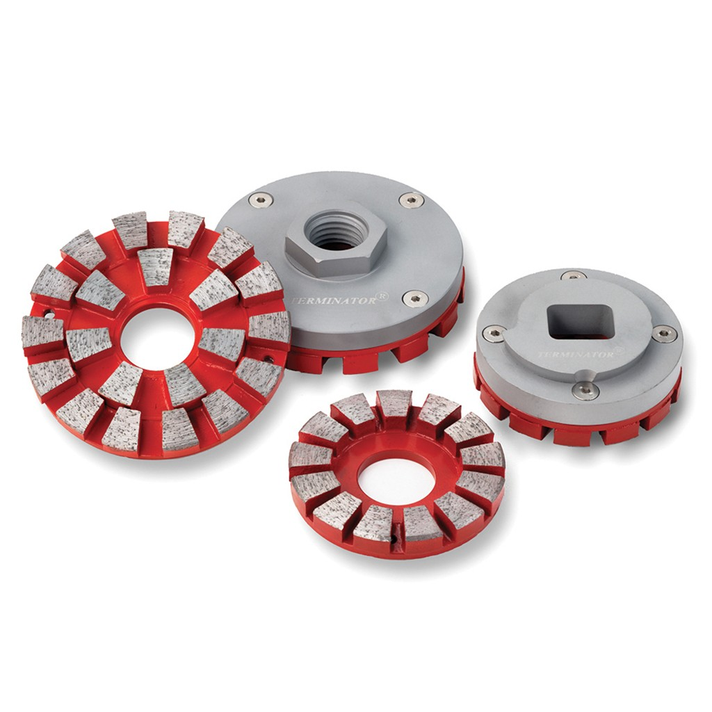 Terminator Segmented Grinding Wheel