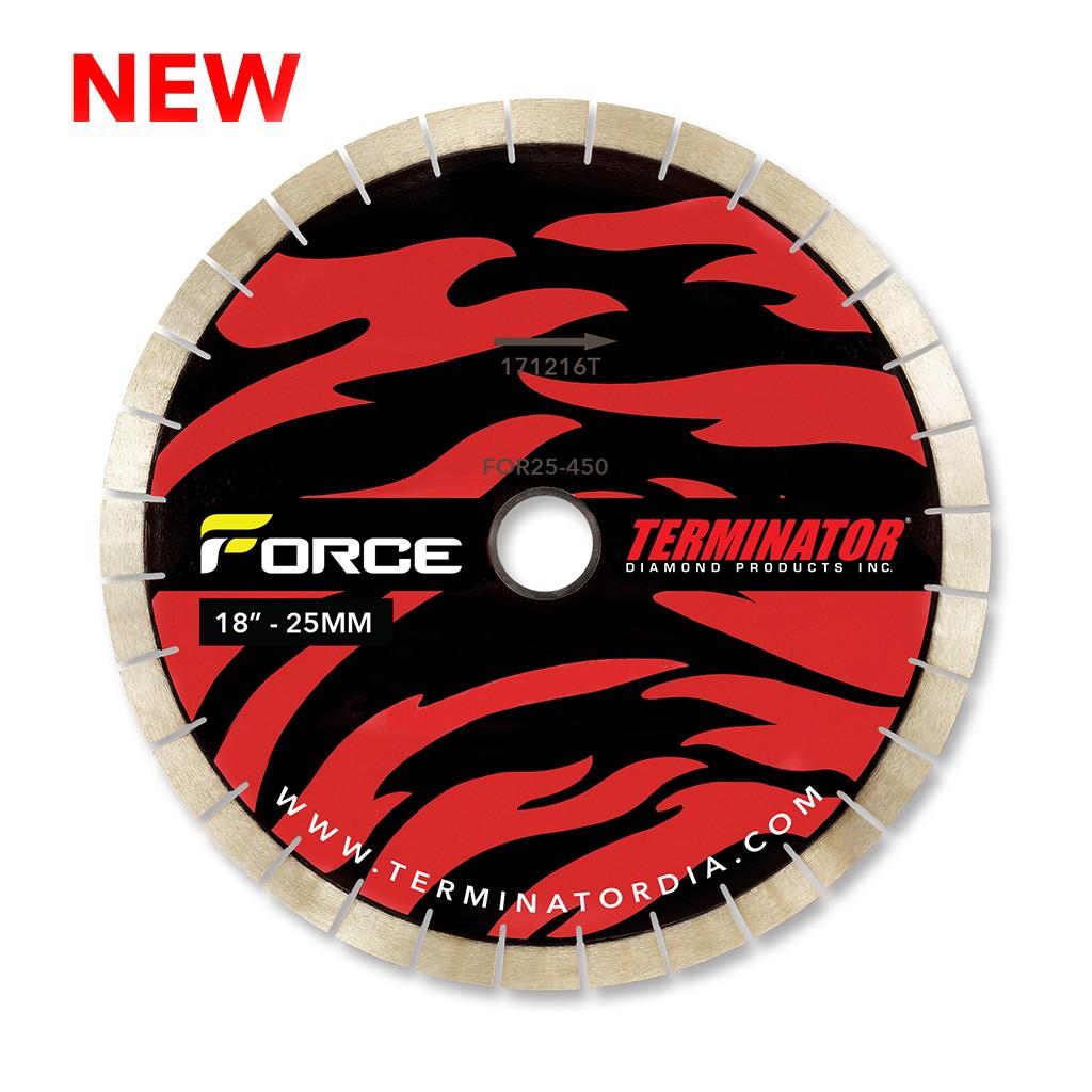 Terminator Force Saw Blade