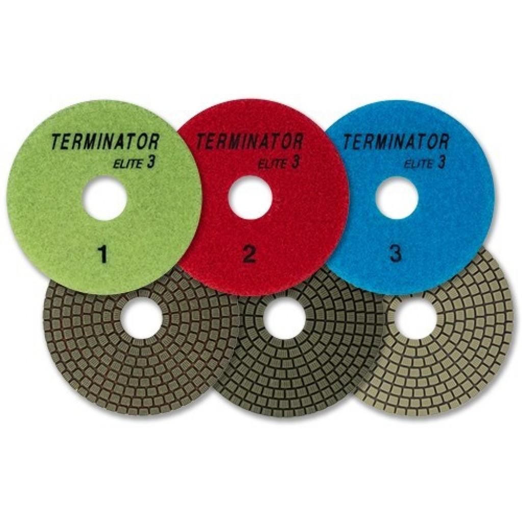 Terminator G3 Polishing Pads