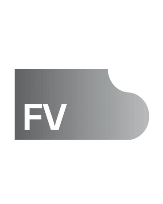 """""""F+V"""" Profile 3cm FULL SET"""