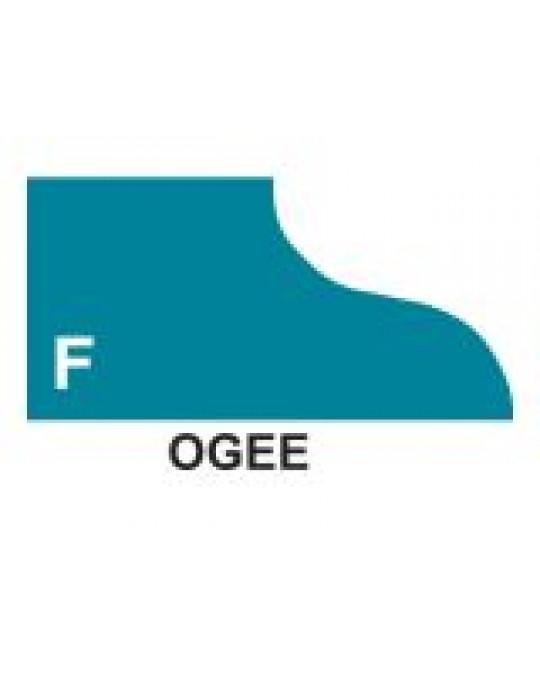 Shape F - Ogee