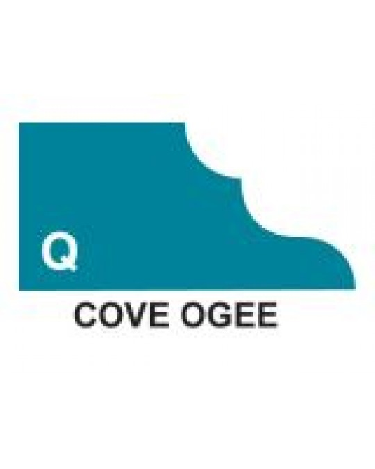 Shape Q - Cove Ogee