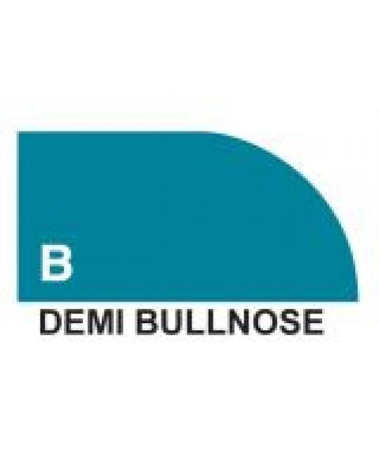 Shape B - Demi Bullnose