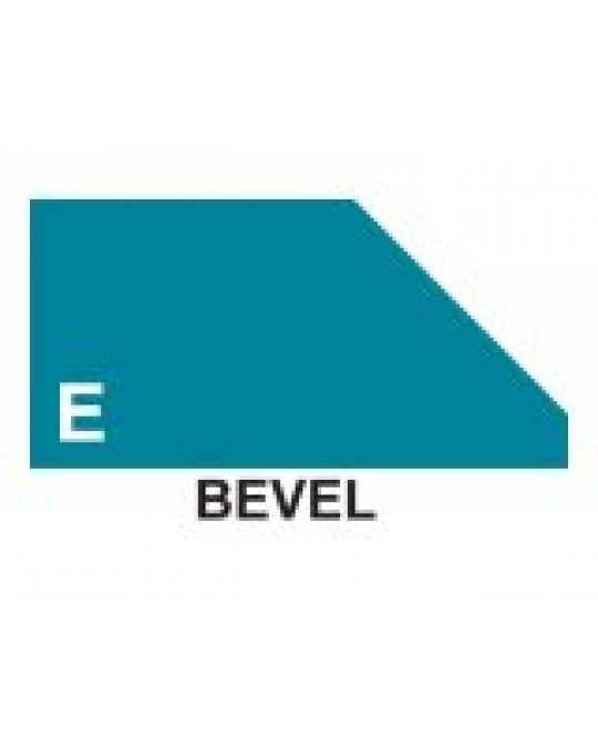 Shape E - Bevel