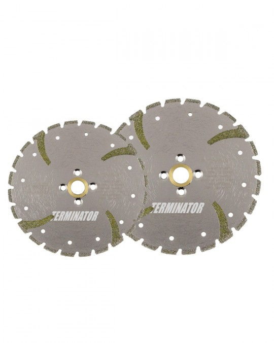 Terminator KNOCKOUT Side-Segment Marble Blade
