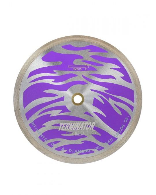 Terminator NanoCut.LS Glass Tile Continuous Rim Blade