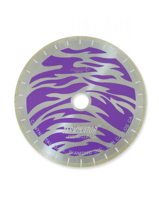 Terminator NanoCut.LS Glass Bridge Saw Blade