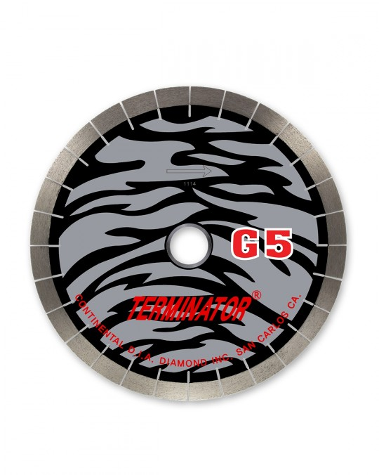 Terminator G5 Bridge Saw Blade