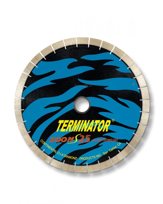 Terminator Zoom S Silent Core Bridge Saw Blade