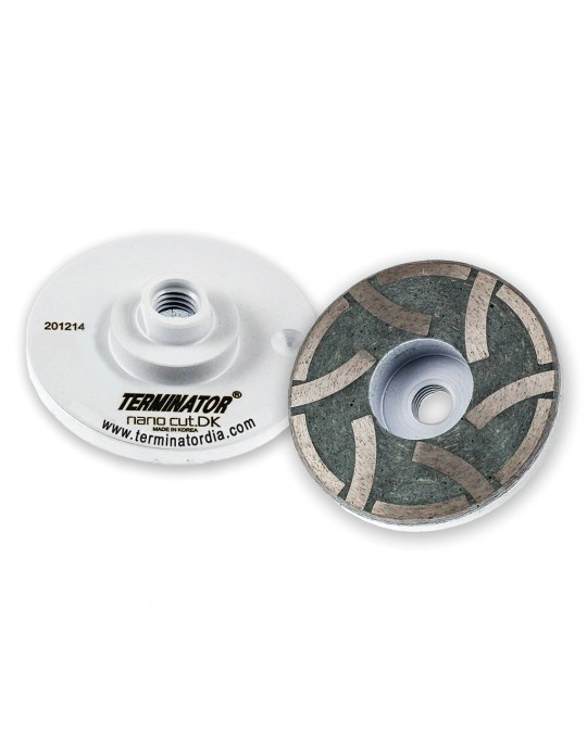 Terminator NanoCut.DK Fine Resin Filled Cup Wheels