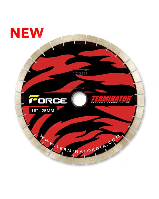 Terminator Force Saw Blade