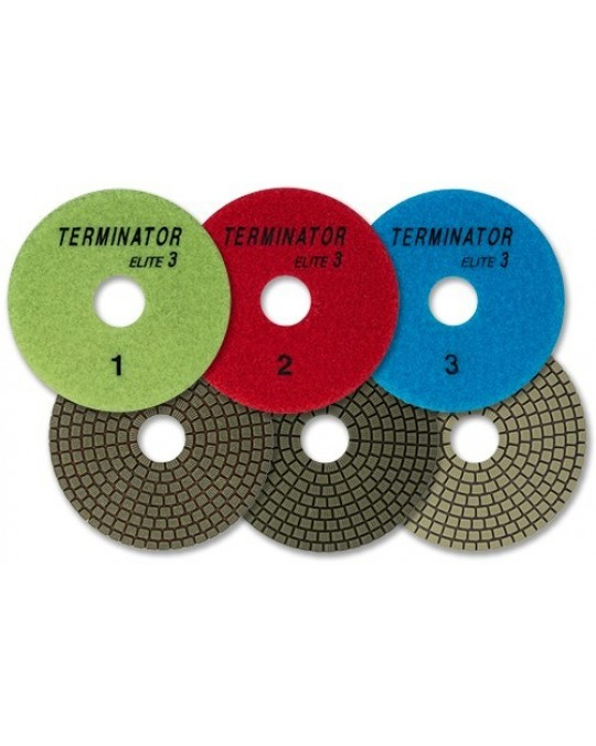 Terminator G3 Polishing Pads
