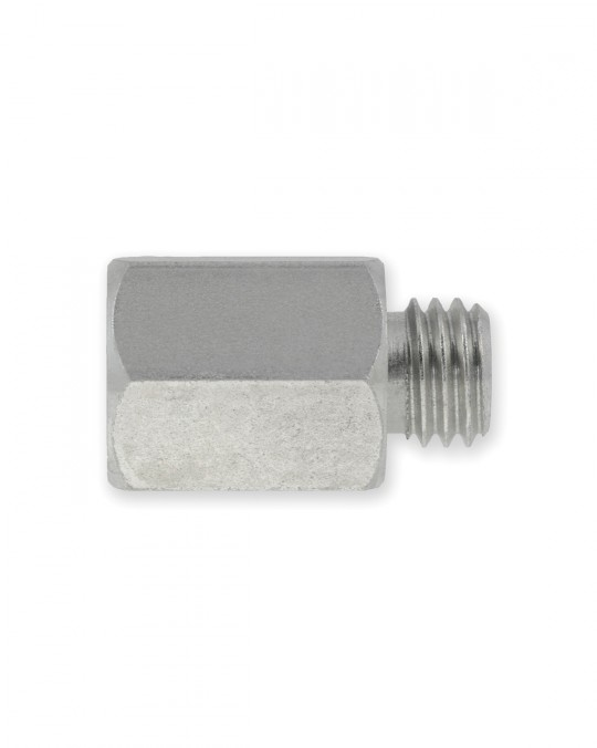 Terminator Router Tooling Adapter (Female to Male Thread Short/Long)