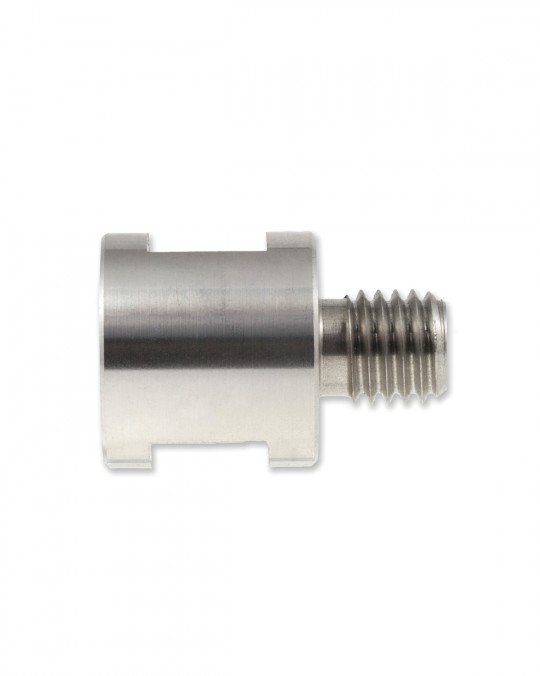 Terminator Router Tooling Adapter (Female to Male Thread)
