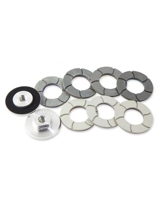 Terminator Surface & Flat Polishing Wheels