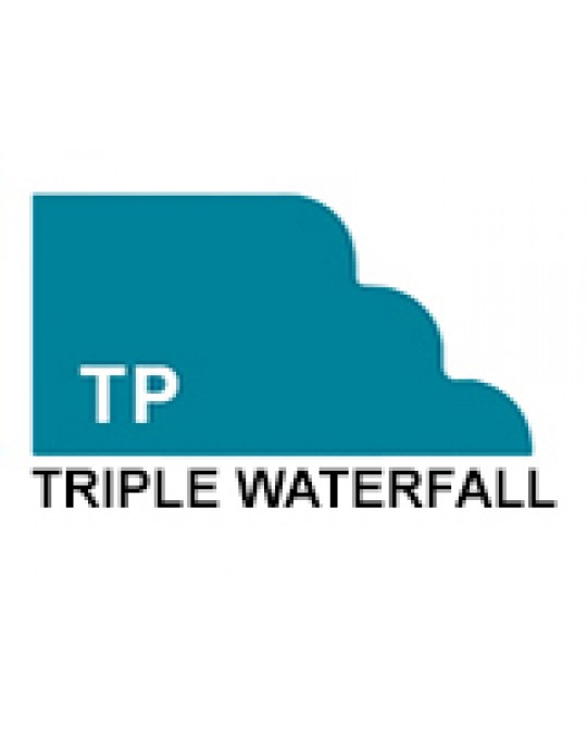 Shape TP - Triple Waterfall