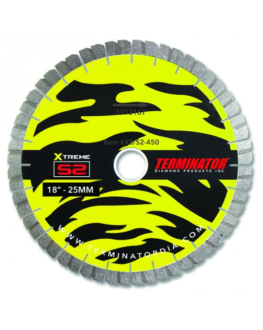 Terminator Xtreme S2 Silent Core Bridge Saw Blade