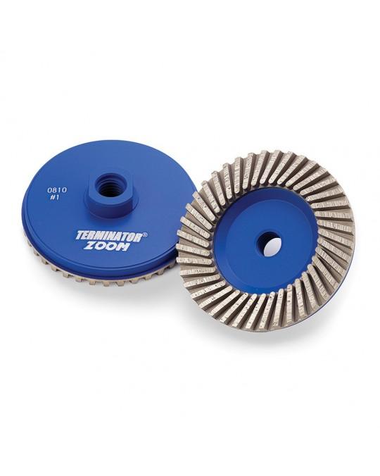 Terminator Zoom Grinding Cup Wheels