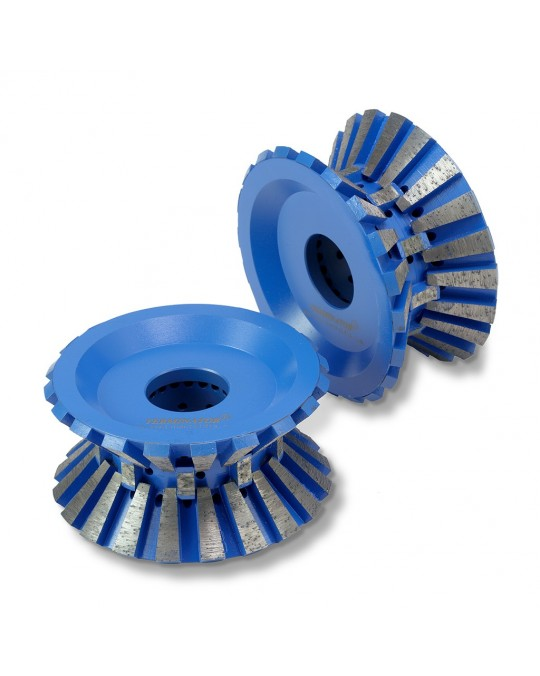 Terminator Zoom Edge Closed Breaker Wheels