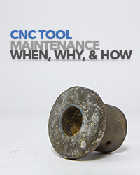 Article on CNC Tool Maintenance
