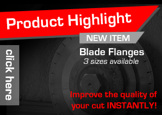 Terminator NEW Blade Flanges