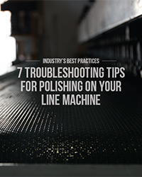 Article Line Machine Polishing
